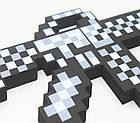 Пиксельный железный автомат Minecraft майнкрафт. Оригинал, фото 2