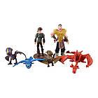 Набор игрушек с мультфильма Как приручить дракона 3  Скрытый мир 12 штук, фото 3