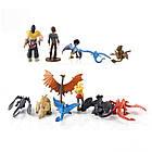 Набор игрушек с мультфильма Как приручить дракона 3  Скрытый мир 12 штук, фото 4