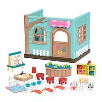 Ігровий набір Branford Lil Woodzeez Дитячий сад (6161Z)