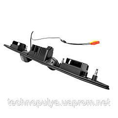 Автомобильная камера заднего вида Lesko для автомобилей Audi A3 A6L A8L A4 A8 Q7 (5387-18383)
