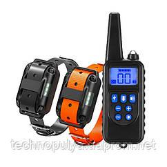 Электроошейник для контроля и тренировки собак LanXin L880-2 комплект 2шт. (5392-17948)
