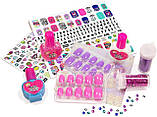 Horizon Набор для маникюра 72559F Just My Style All about Nail Art, фото 2