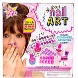 Horizon Набор для маникюра 72559F Just My Style All about Nail Art, фото 4
