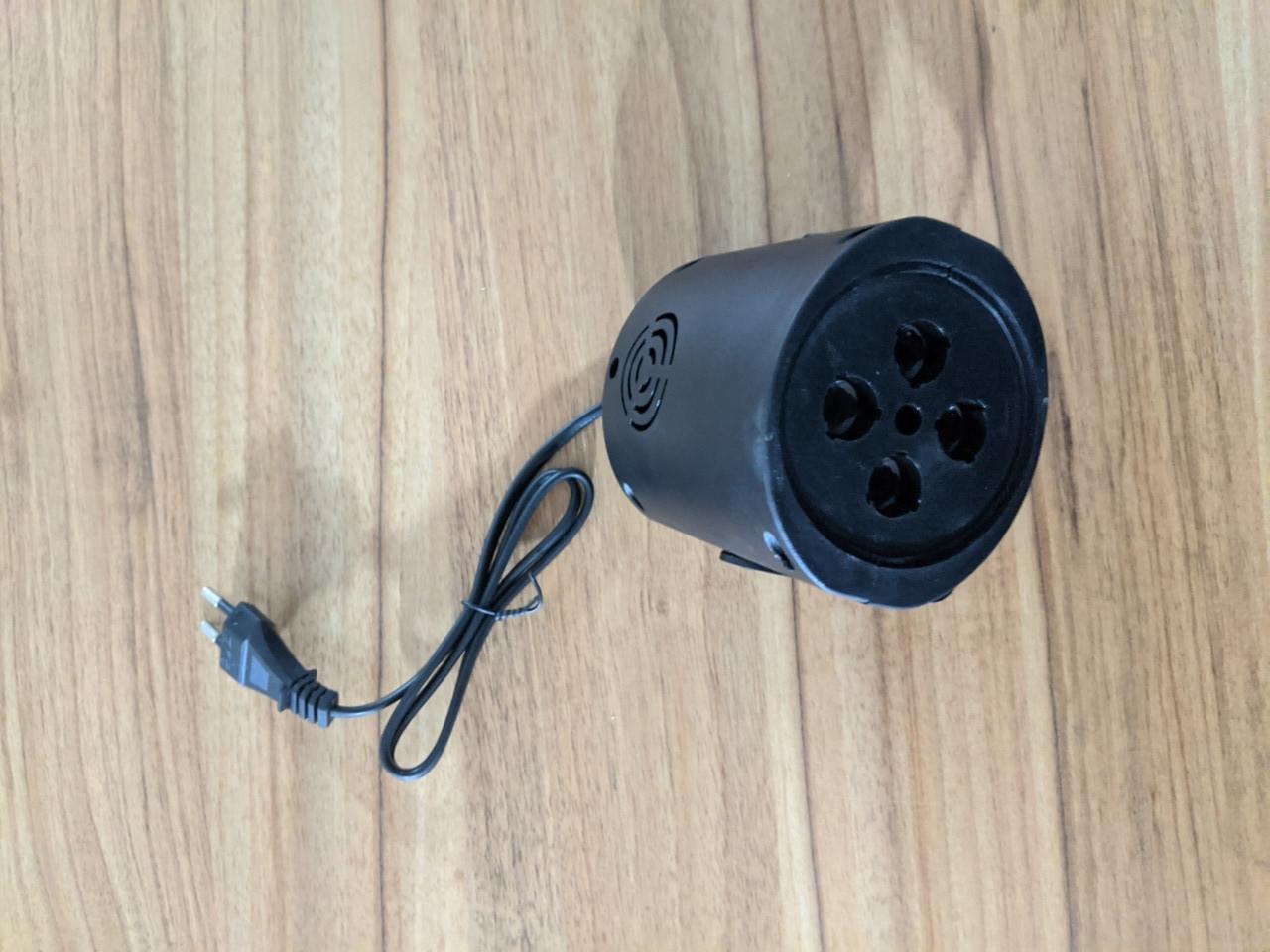 Новогодний лазерный проектор Project Light 12LED Patterns 4BLED