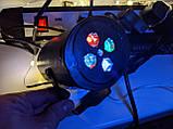 Новогодний лазерный проектор Project Light 12LED Patterns 4BLED, фото 3