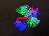Новогодний лазерный проектор Project Light 12LED Patterns 4BLED, фото 7