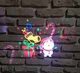 """Проектор комнатный LED Projection Light """"Новый Год"""", фото 3"""
