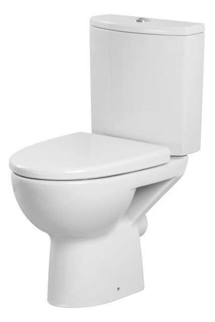 Компакт Cersanit 518 PARVA NEW CLEAN ON 011 3/5 с сиденьем дюропласт лифт