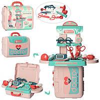 Доктор 008-975A, набор доктора детский,набор доктор,игровой набор доктора,игрушки для девочек