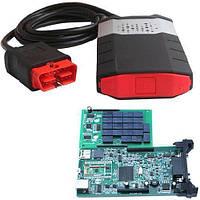 Автосканер Delphi DS150E V3.0 OBD2 Bluetooth 3 в 1 (010122)