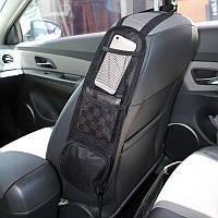 Боковая сумка органайзер на сиденье авто, фото 1