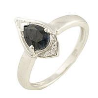 Серебряное кольцо DreamJewelry с натуральным сапфиром (1197516) 18 размер, фото 1