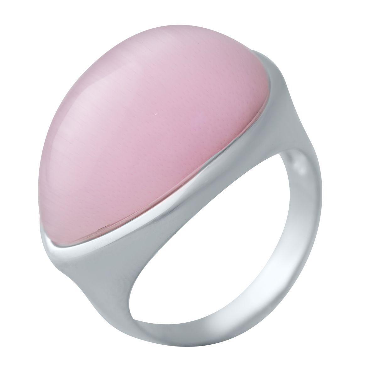 Серебряное кольцо DreamJewelry с кошачим глазом (2006664) 17 размер