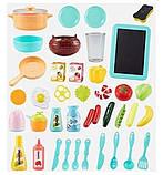 Дитяча кухня 889-179 43 предметів, фото 4