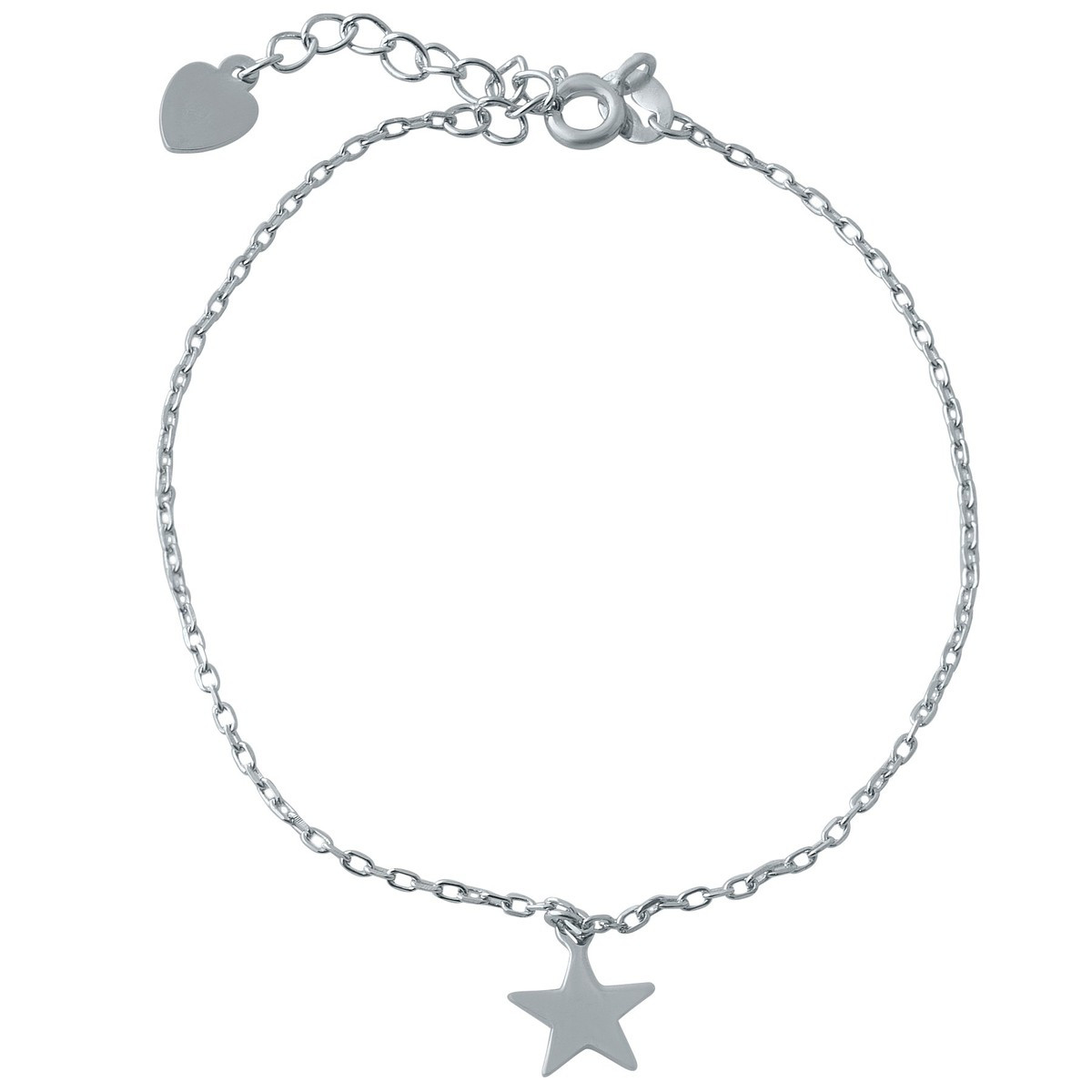 Серебряный браслет DreamJewelry без камней (1994238) 1720 размер