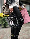 Женские  ботинки Dr. Martens x Lazy Oaf (+) черные (копия), фото 4