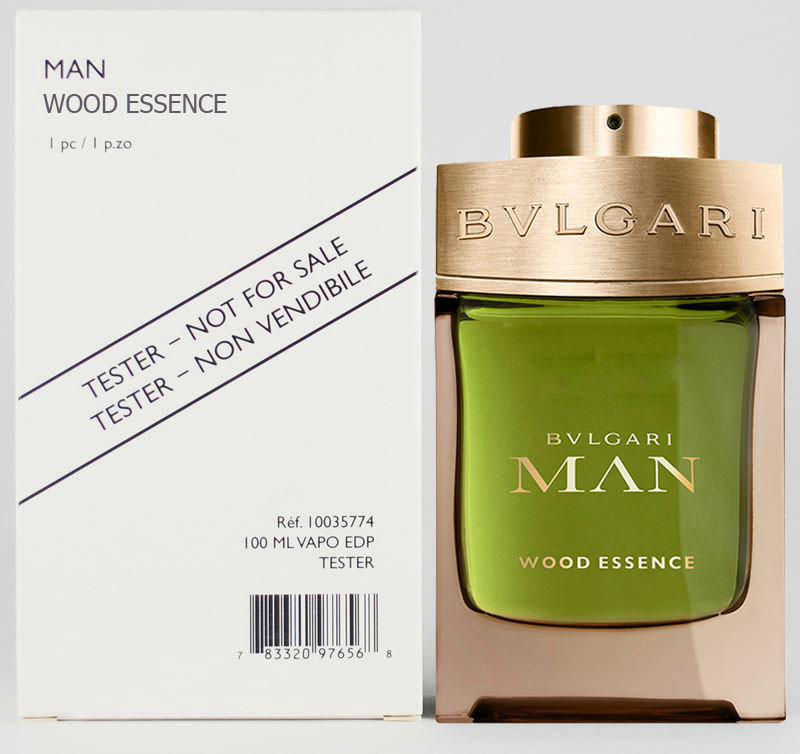 Тестер мужской Original Bulgari Man Wood Essence