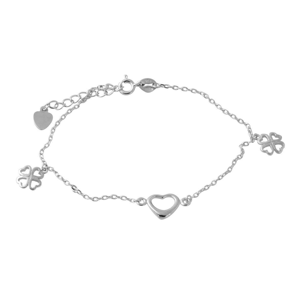 Серебряный браслет DreamJewelry без камней (2052869) 1720 размер