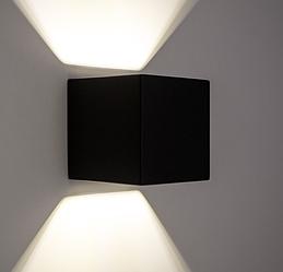 Настенный гипсовый светильник LUMINARIA , бра GYPSUM LINE Belfast S1810 BK (Чёрный)
