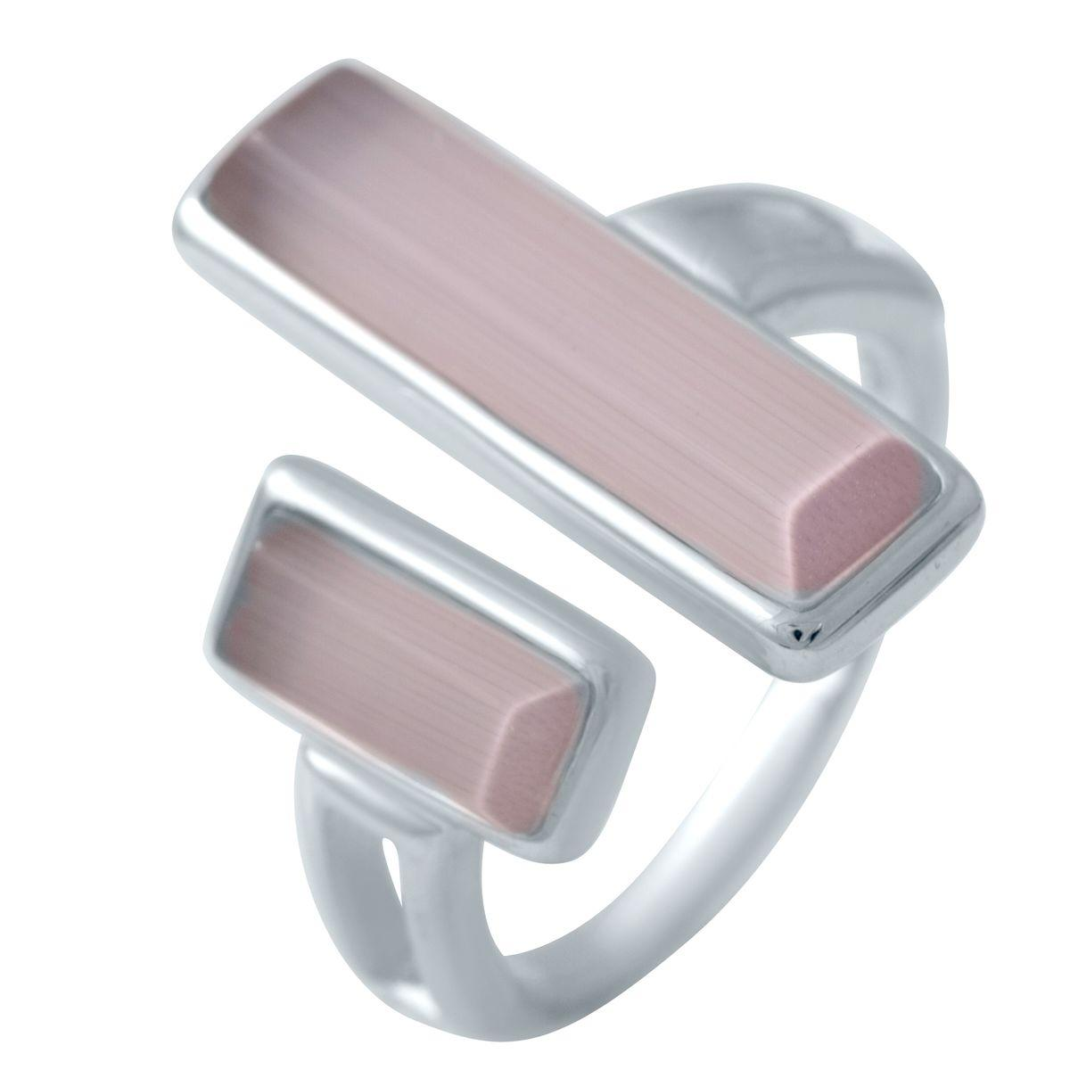 Серебряное кольцо DreamJewelry с кошачим глазом (2026273) 17 размер