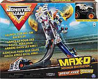 Игровой набор Монстер Джем Max-D Break Free с машинкой Monster Truck Max-D, фото 1