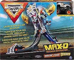 Ігровий набір Монстер Джем Max-D Break Free з машинкою Monster Truck Max-D