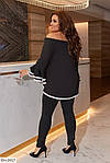 Блуза женская (Батал), фото 5