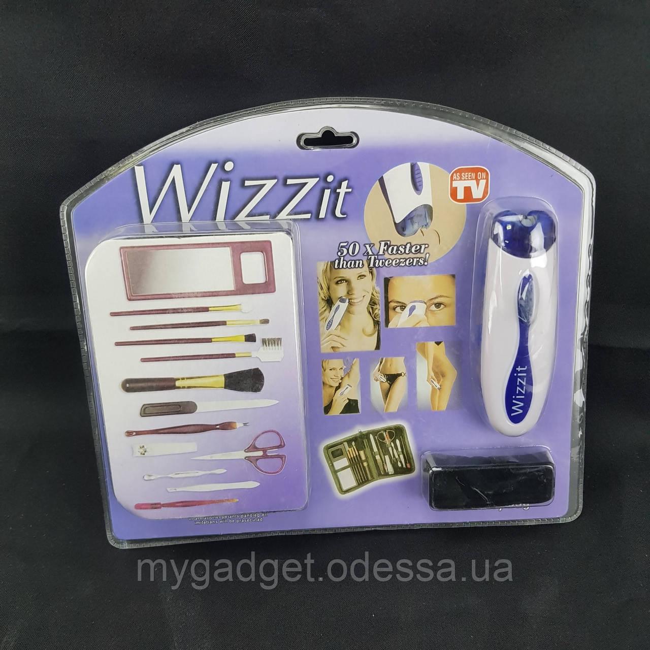 Женский эпилятор, триммер для ухода за собой Wizzit My-Twizze