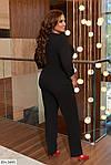 Костюм с брюками женский (Батал), фото 5