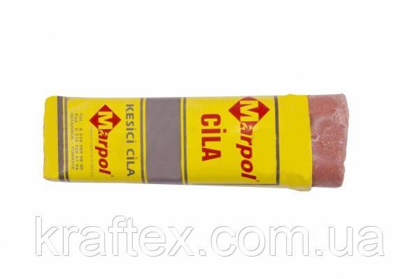 Паста полировальная для нержавеющей стали красная M-Z (1000 г)