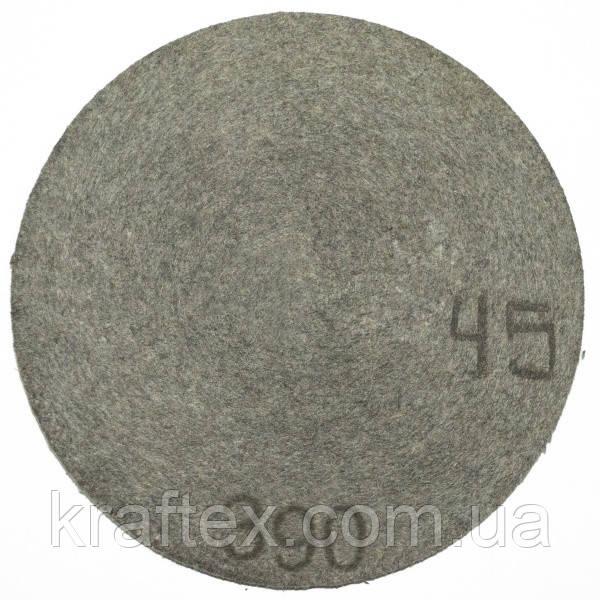 Круг полировальный войлочный Polystar Abrasive 351-400 мм