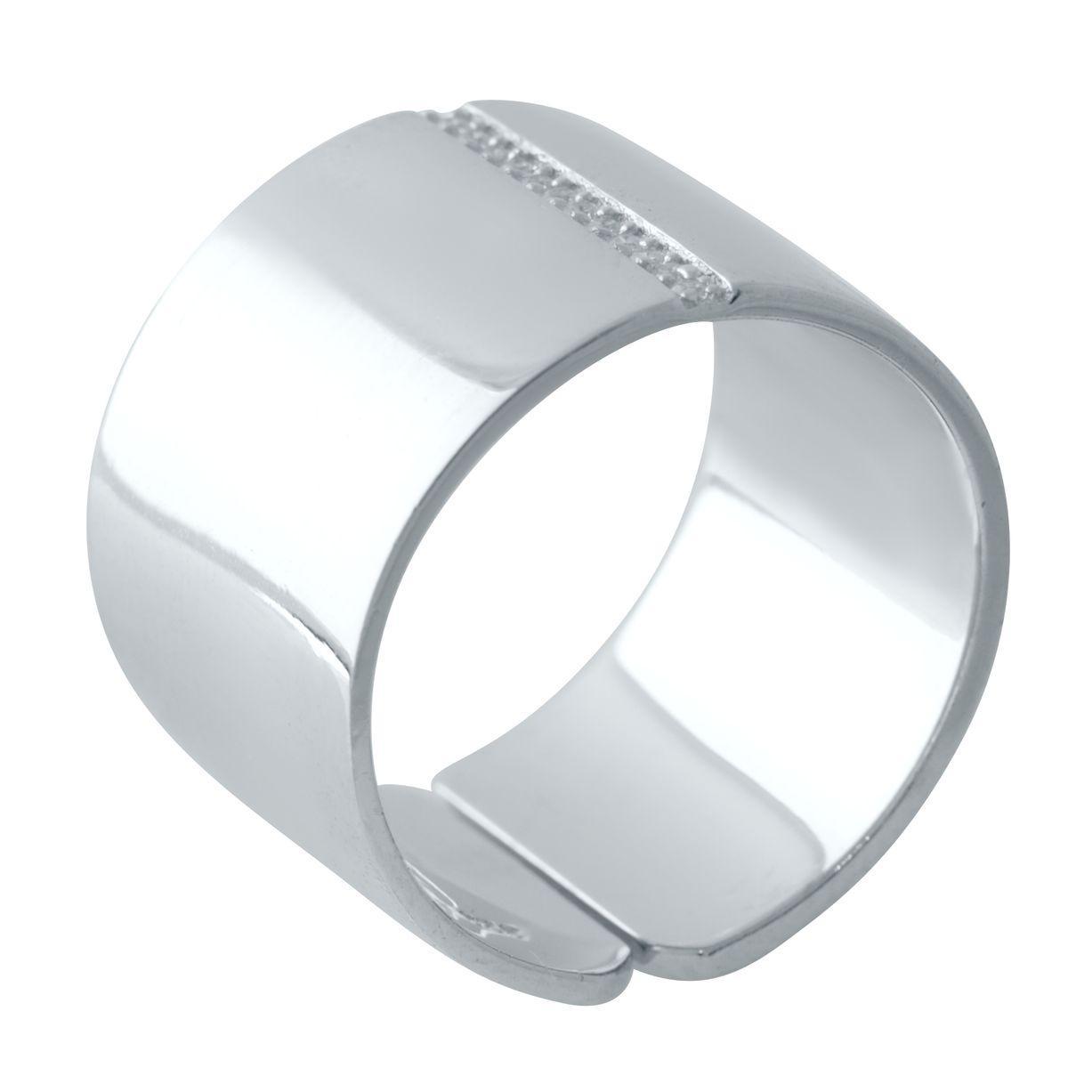 Серебряное кольцо DreamJewelry с фианитами (2029502) 17 размер