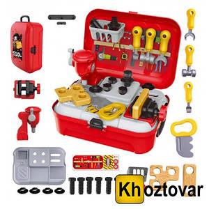 Портативный рюкзак Toy Tool Toy   25 предметов