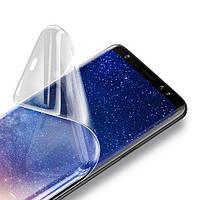 Гидрогелевая пленка для Samsung Galaxy A8 (A800) (противоударная бронированная пленка)