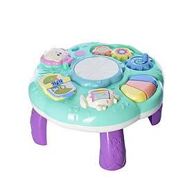 Детский развивающий столик Музыкальные приключения