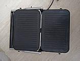 Контактный гриль LARETTI LR-EC8525 (1800 Вт) съемные пластины, фото 4