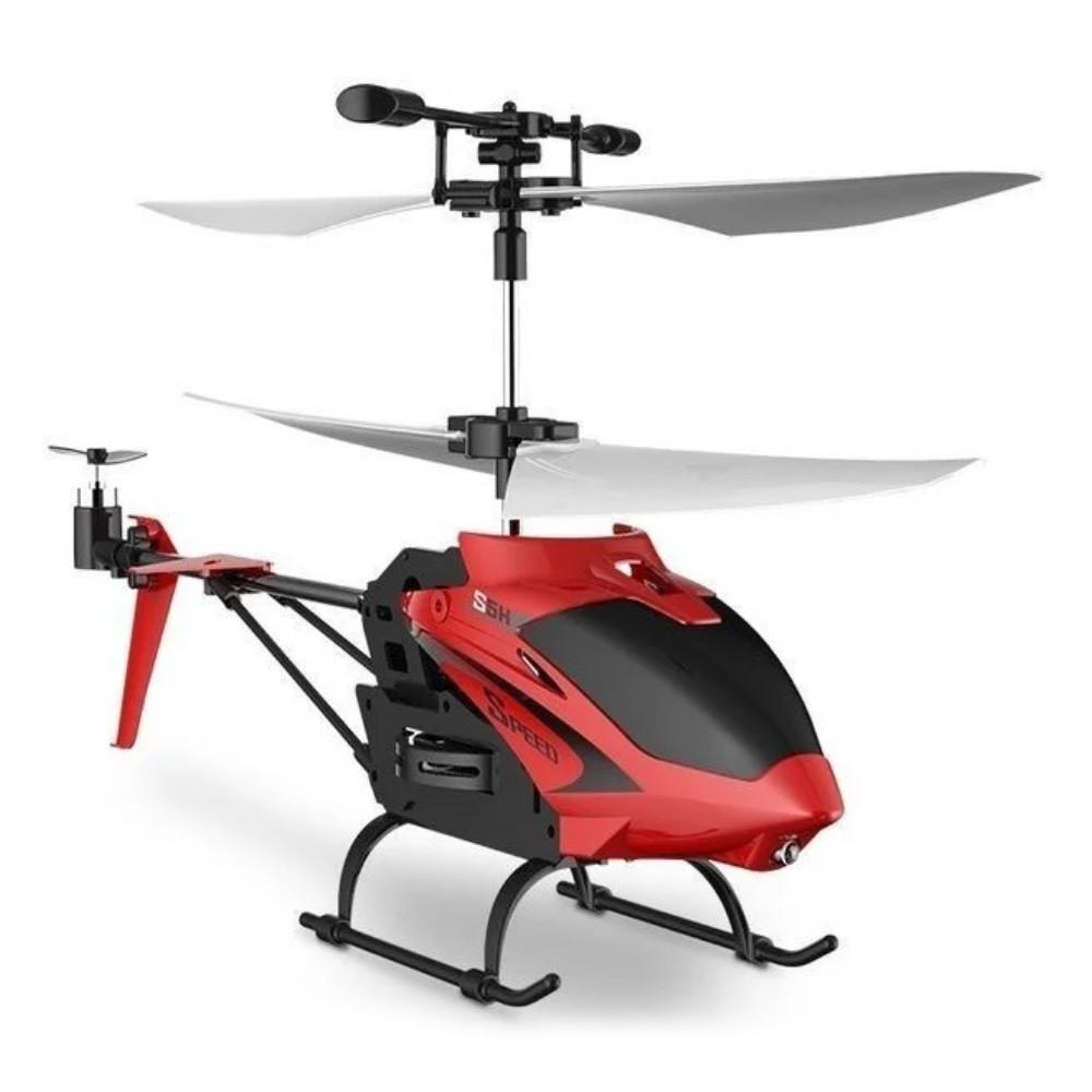 Интерактивная игрушка летающий вертолет Induction Aircraft