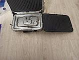 Контактный гриль LARETTI LR-EC8525 (1800 Вт) съемные пластины, фото 7