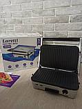 Контактный гриль LARETTI LR-EC8525 (1800 Вт) съемные пластины, фото 5