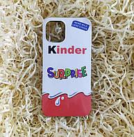 Чехол Kinder Surprise для iPhone 12 / 12 Pro, силиконовый