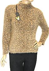 Жіноча кофта півгольф травка, фото 3
