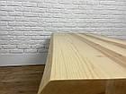 Столешницы из цельноламельного дерева для столов в рестораны, кафе, бары на заказ ЖИВОЙ КРАЙ, фото 3