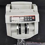 Счетная машинка с детектором банкнот BILL COUNTER 2108 Original   Машинка для счета денег, счетчик, фото 3
