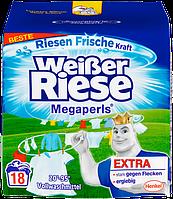 Порошок стиральный Weiber Riese Megaperls 1,215кг. 18 стирок