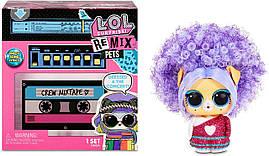 LOL Surprise Remix Pets Лол Мій вихованець з волоссям 100% Оригінал MGA