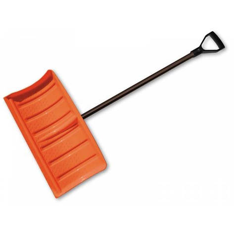 Снеговая лопата - плуг с металлической ручкой, KT-CXG811, фото 2