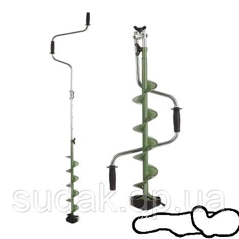 Ледобур Mora Expert-Pro Series Foldable Green
