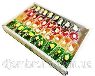 """Східні солодощі рахат-лукум """"Султан асорті"""" Amanti, Україна, 1.5 кг."""