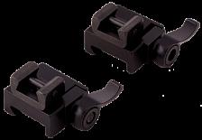 Крепление Recknagel LM-Prisma Picatinny / Weaver BH12 мм